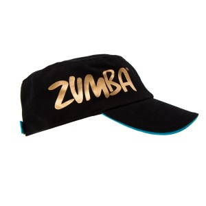Zumba Fitness Shredded Military Hat