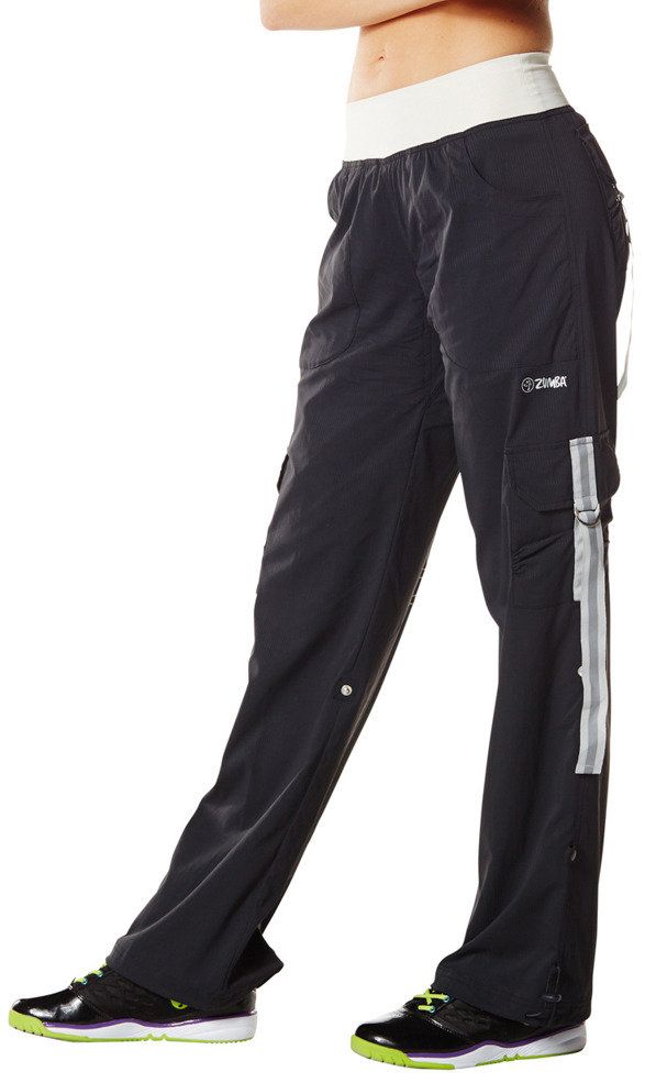 Craveworthy Cargo Pants - Black