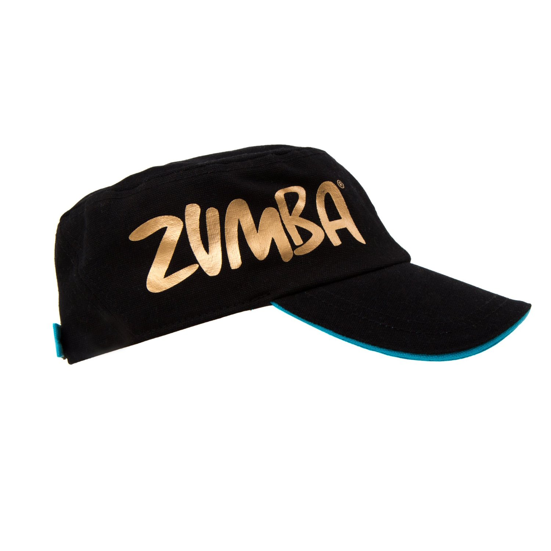 Zumba Fitness Shredded Military Hat