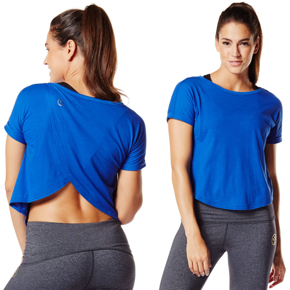 Crop, Lock and Boxy Top