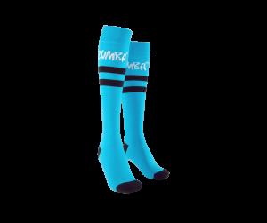 Easy Peace-y High Socks